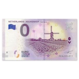"Nul-Euro Biljet ""Keukenhof Tulpenveld"""