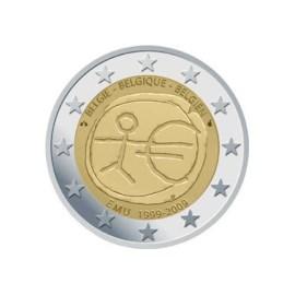 "België 2 Euro ""10 Jaar EMU"" 2009"