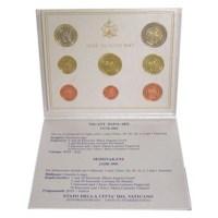 """Vatican BU Set """"Sede Vacante"""" 2005"""