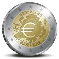 Nationale jaarset Nederland 2012 BU