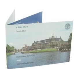 Jaarset Nederland 1987 FDC
