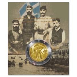 """Griekenland 2 Euro """"Kreta"""" 2013 BU Coincard"""