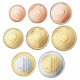 Nederland UNC Set 2012