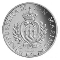 """San Marino 10 Euro """"Alpini"""" 2020"""