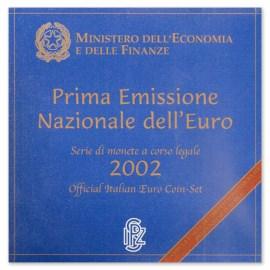 Italie BU Set 2002
