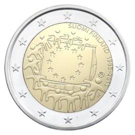 "Finland 2 Euro ""Europese Vlag"" 2015"