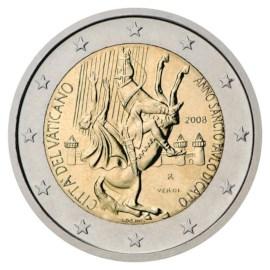 """Vaticaan 2 Euro """"Paulusjaar"""" 2008"""