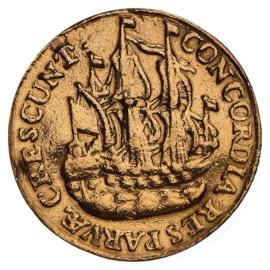 Scheepjesschelling 1788 Utrecht Golden F