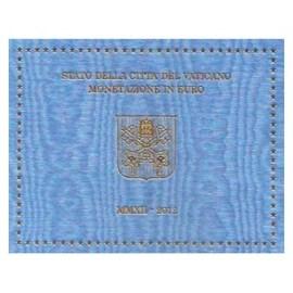 Vaticaan BU Set 2012
