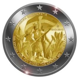 "Griekenland 2 Euro ""Kreta"" 2013 UNC"