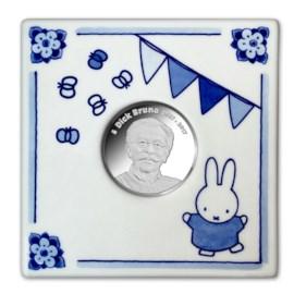 65 jaar nijntje Zilver 1 ounce – Royal Delft editie