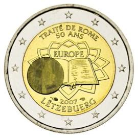 "Luxemburg 2 Euro ""Rome"" 2007"