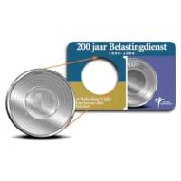 5 Euro 2006 Belastingdienst UNC Coincard