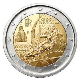 "Italië 2 Euro ""Torino"" 2006"