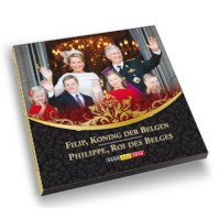 "België FDC Set ""Koning Filip"" 2014"