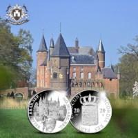"""Silver Ducat """"Heeswijk Castle"""" 2020"""