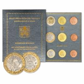 Vaticaan BU Set 2020 + 5 Euro