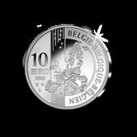 10 euromunt België 2020 '500 jaar Christoffel Plantijn' Zilver Proof in etui