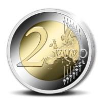 Pièce de 2 euros Belgique 2020 « Année Jan van Eyck » Belle-épreuve dans un étui