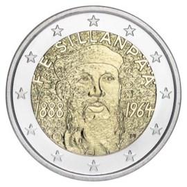 """Finland 2 Euro """"Sillanpää"""" 2013"""