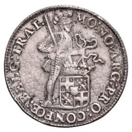 Zilveren Dukaat Utrecht 1785 Zfr+