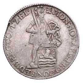 Zilveren Dukaat Zeeland 1769 Fr