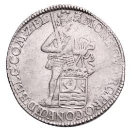 Zilveren Dukaat Zeeland 1779 Zfr
