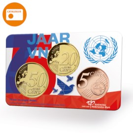 75 Years of United Nations in Coincard