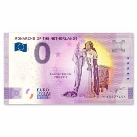 "0 Euro Biljet ""Beatrix"""