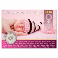 Geboorteset 2020 Meisje