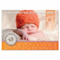 Geboorteset 2020 Neutraal