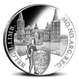 """Silver Ducat """"Hoensbroek Castle"""" 2020"""