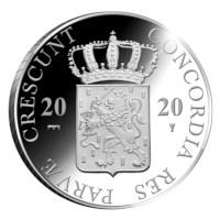 Zilveren Dukaat 'Kasteel Hoensbroek' 2020
