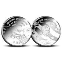 Woudagemaal Vijfje 2020 Zilver Proof