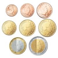 Luxembourg UNC Set 2003