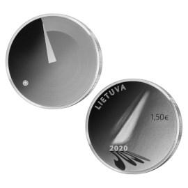 """Litouwen 1,5 Euro """"Hoop"""" 2020"""