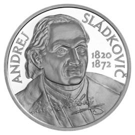 "Slowakije 10 Euro ""Sládkovic"" 2020"