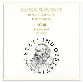 Slovenië BU Set 2008