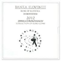 Slovenië BU Set 2012