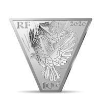 Frankrijk 10 euro '75 jaar Victory' Zilver Proof