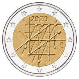 """Finland 2 Euro """"Turku"""" 2020"""