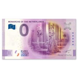 "0 Euro Biljet ""Máxima"""