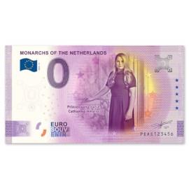 """0 Euro Biljet """"Amalia"""""""