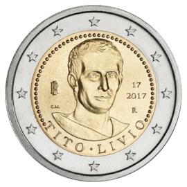 "Italië 2 Euro ""Tito Livius"" 2017"