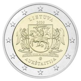 """Litouwen 2 Euro """"Aukštaitija"""" 2020"""