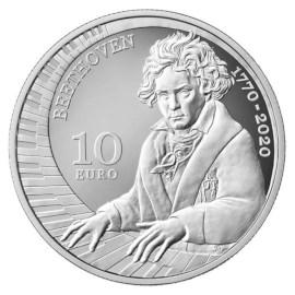 "San Marino 10 Euro ""Beethoven"" 2020"