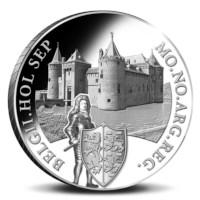 """Silver Ducat """"Muiderslot Castle"""" 2020"""