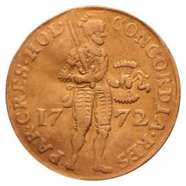 Gouden Dukaat Holland 1772 Zfr