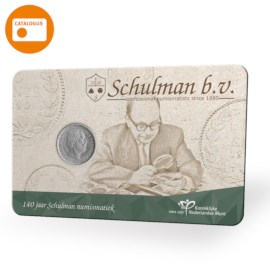 140 Years of Schulman 2020 in Coincard