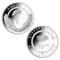 """Duitsland 10 Euro """"In der Luft"""" 2019 G"""